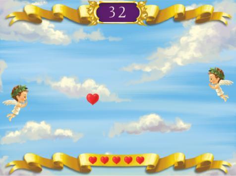Heart Pong screenshot 2