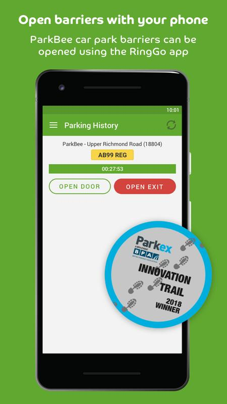 Pay For Car Parking App Uk