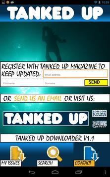 Tanked Up Magazine screenshot 2