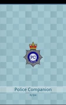 Police Companion poster