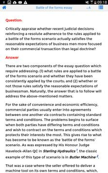 contract law tutor apk education app for  contract law tutor poster