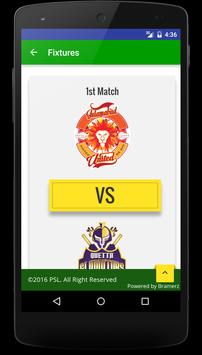 PSL Info App screenshot 1