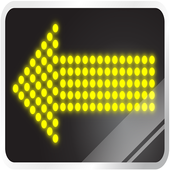電光掲示板 icon
