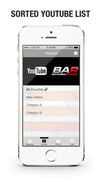 BAR Videos apk screenshot