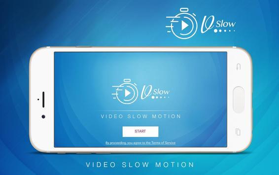 Vslow -  Video Slow Motion apk screenshot