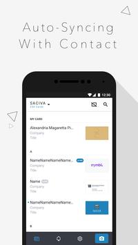 Business card scanner saciva apk download free business app business card scanner saciva apk screenshot reheart Image collections
