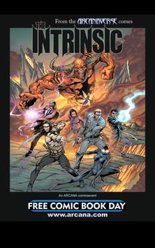 The Intrinsic #1 poster