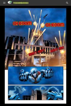 Visionbooks Comic Reader apk screenshot