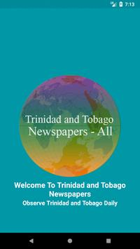 Trinidad & Tobago Newspapers poster