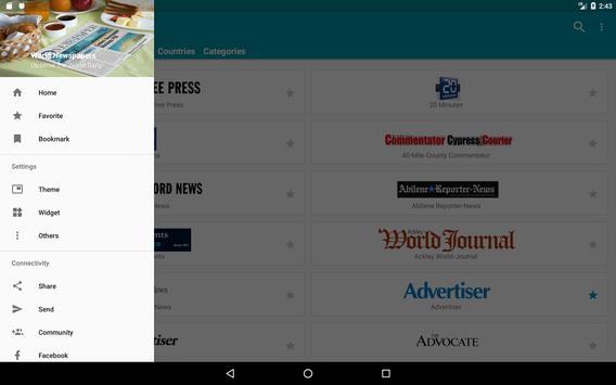World Newspapers screenshot 23