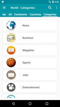 World Newspapers screenshot 4