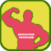 Musculation programs icon