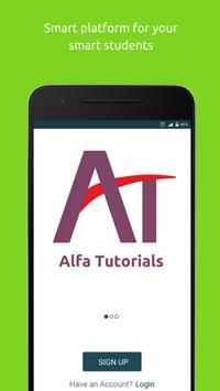 Alfa Tutorials poster