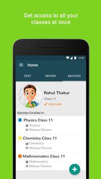 Eklavya Classes apk screenshot