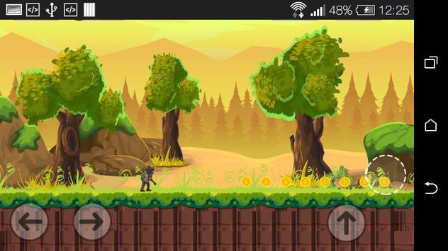 Adventure Zombie Jump Game screenshot 3