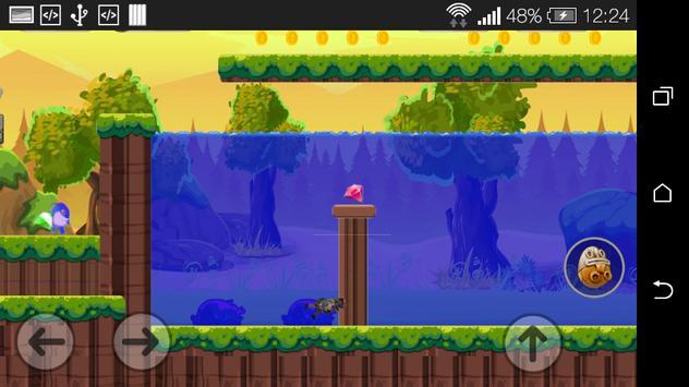 Adventure Zombie Jump Game screenshot 2