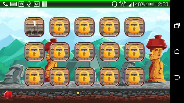 Adventure Zombie Jump Game screenshot 4