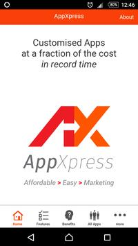 AppXpress poster