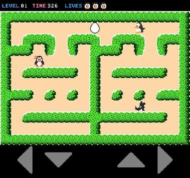 Penguin Adventure screenshot 1