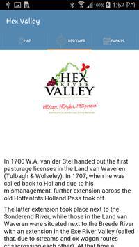 Hex Valley Tourism screenshot 2