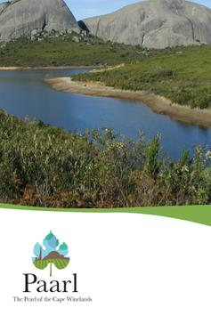 Paarl Tourism poster