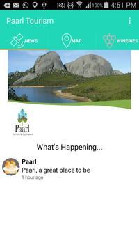 Paarl Tourism apk screenshot