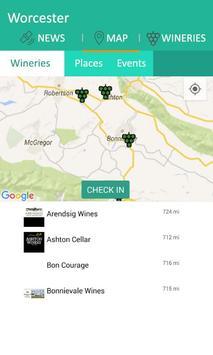 Worcester Tourism apk screenshot