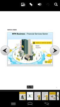 MTN Financial Services Sector apk screenshot