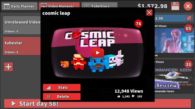 TubeStar apk screenshot
