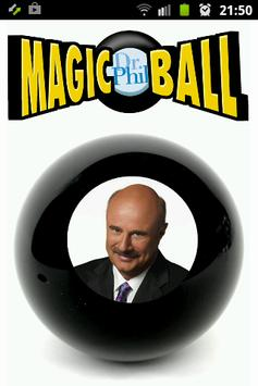 Magic Dr Phil Ball poster
