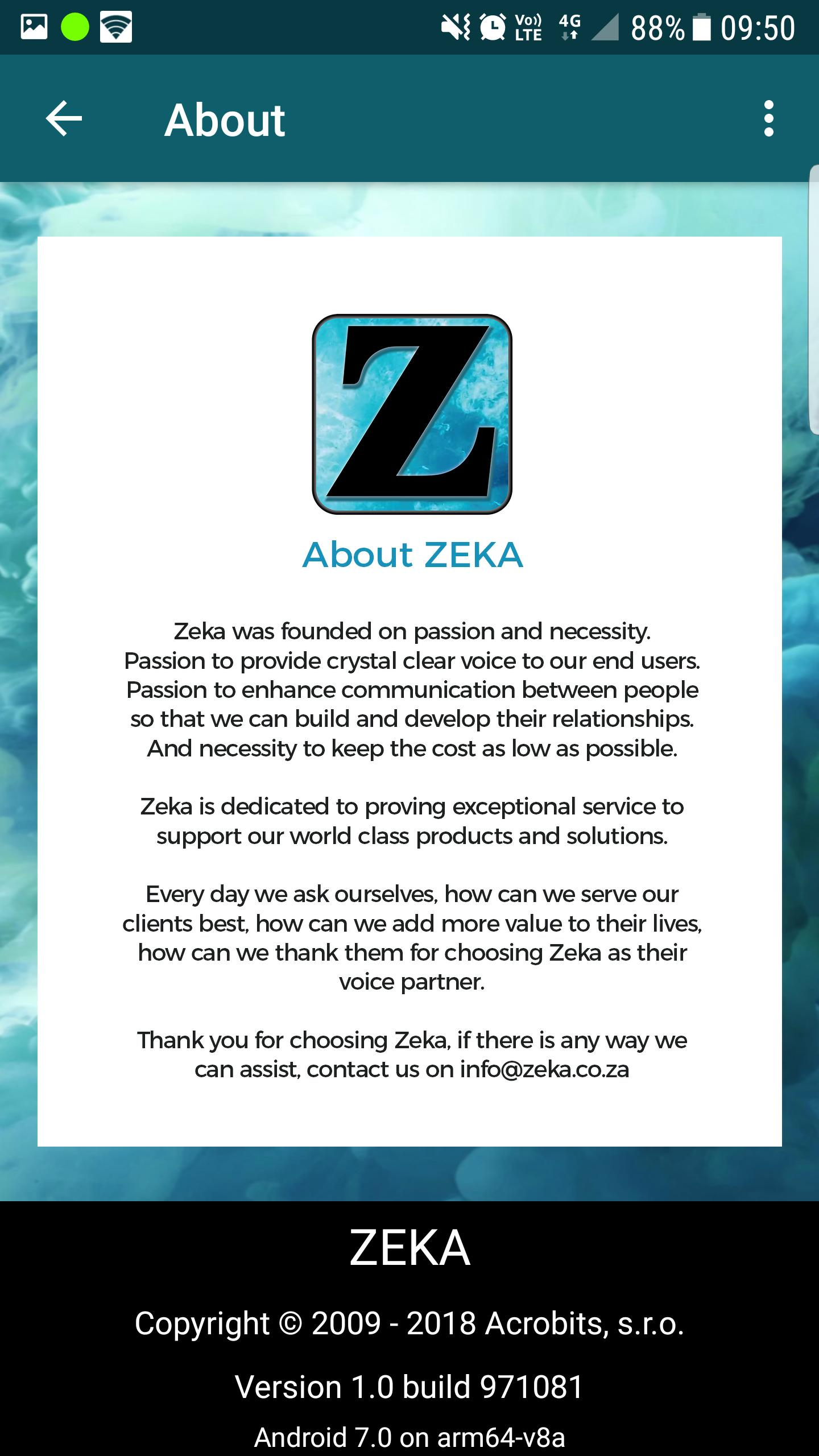ZEKA for Android - APK Download