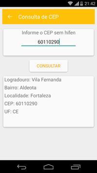 Calcula Frete SEDEX PAC screenshot 1