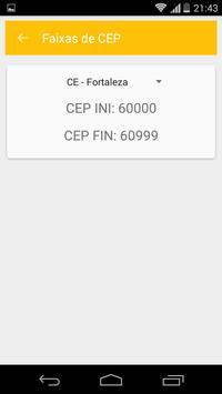 Calcula Frete SEDEX PAC screenshot 3