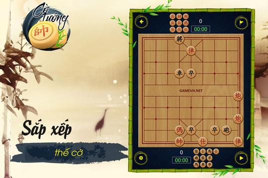 Cờ tướng, cờ thế, cờ úp (co tuong, co the, co up) screenshot 3