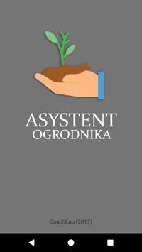 Asystent Ogrodnika poster