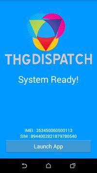 THG Dispatch Home apk screenshot