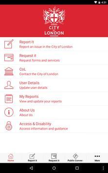 City of London screenshot 1