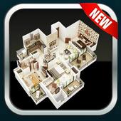 2D & 3D Floor Plans icon