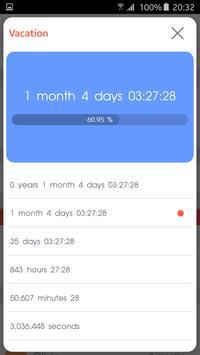 Countdown Calendar screenshot 3