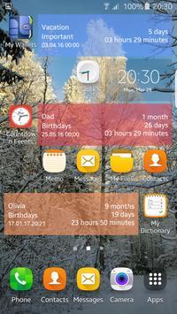 Countdown Calendar screenshot 7