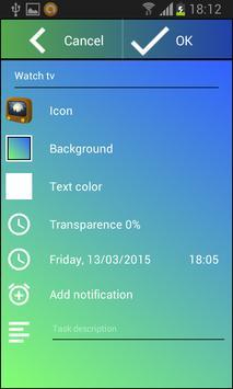 Сountdown timer screenshot 3