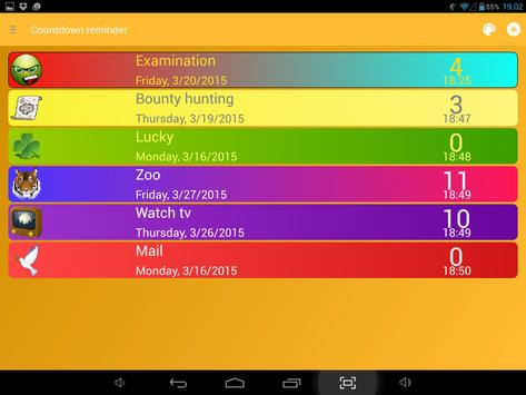 Reminder apk screenshot