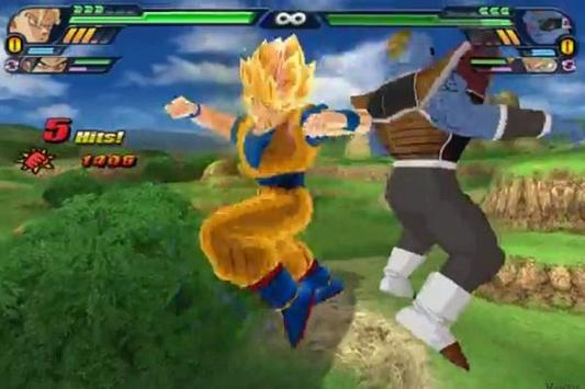 New Dragon Ball Z Budokai Tenkaichi 3 Trick apk screenshot