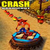 Hint Crash Bandicoot icon