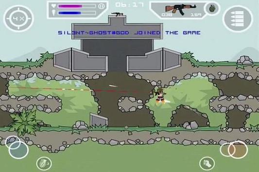 Trick Doodle Army 2 Mini Militia apk screenshot