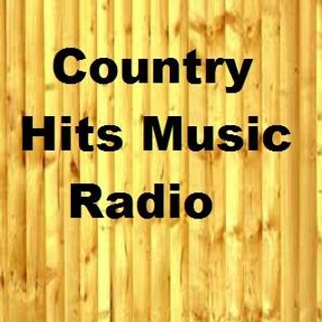 Country Hits Music Radio poster