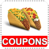 Coupons for Taco Bell icon