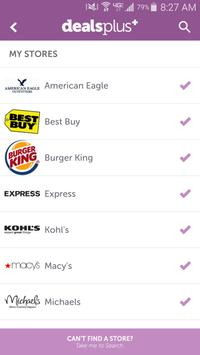 DealsPlus Coupons & Weekly Ads apk screenshot