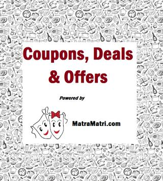 Online Shopping Coupons, Deals, Offers-MatraMatri poster