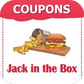 Coupons for Jack in the Box icon